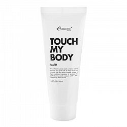 Гель для душа Touch my body Goat milk body wash, 100 мл